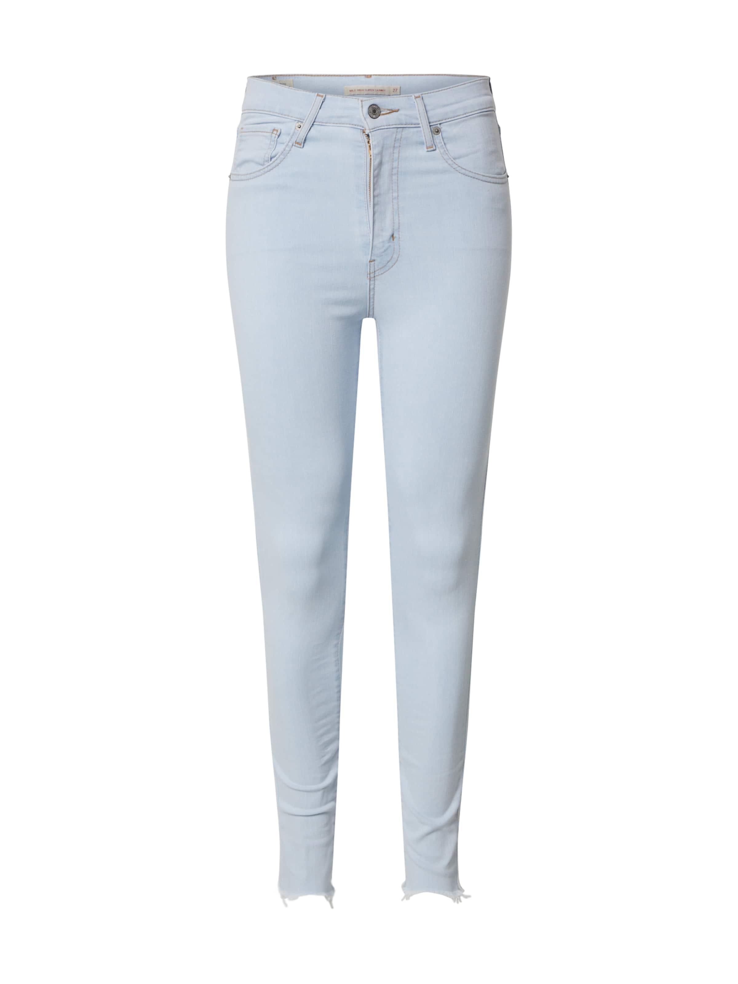 LEVI'S Jeans 'Mile' i ljusblå