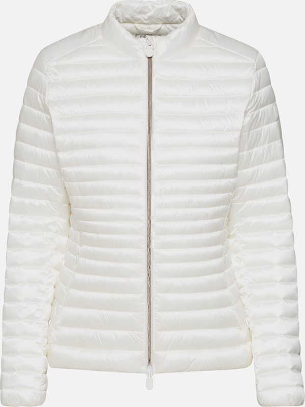 SAVE THE DUCK Jacke 'GIUBBOTTO' in offwhite, Produktansicht