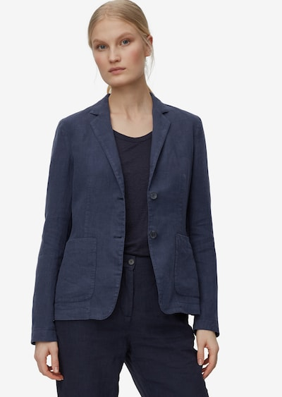 Marc O'Polo Blazer in navy, Modelansicht