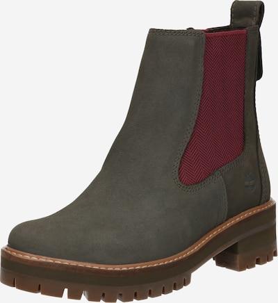 Chelsea batai iš TIMBERLAND , spalva - žalia / raudona, Prekių apžvalga
