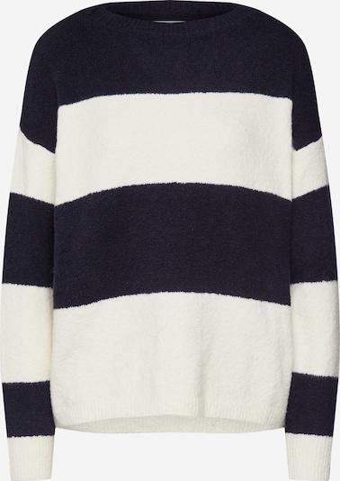 REPLAY Pullover 'Masche' in schwarz / weiß, Produktansicht