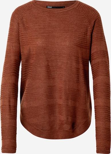 ONLY Pull-over 'CAVIAR' en marron, Vue avec produit