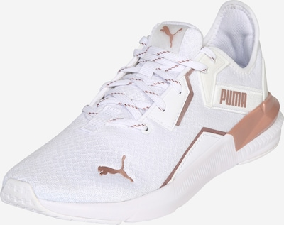 PUMA Sports shoe 'Platinum Metallic' in rose gold / white, Item view