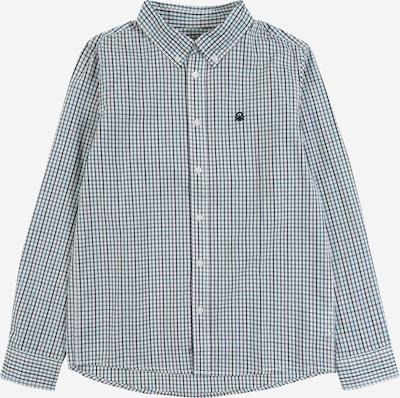 UNITED COLORS OF BENETTON Košeľa - modré / zmiešané farby / biela, Produkt