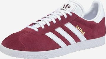 ADIDAS ORIGINALS Sneakers 'Gazelle' in Red