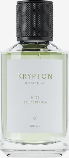 sober Parfüm 'Krypton' in grün / schwarz, Produktansicht