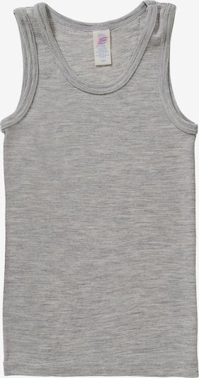 ENGEL Unterhemd in grau: Frontalansicht
