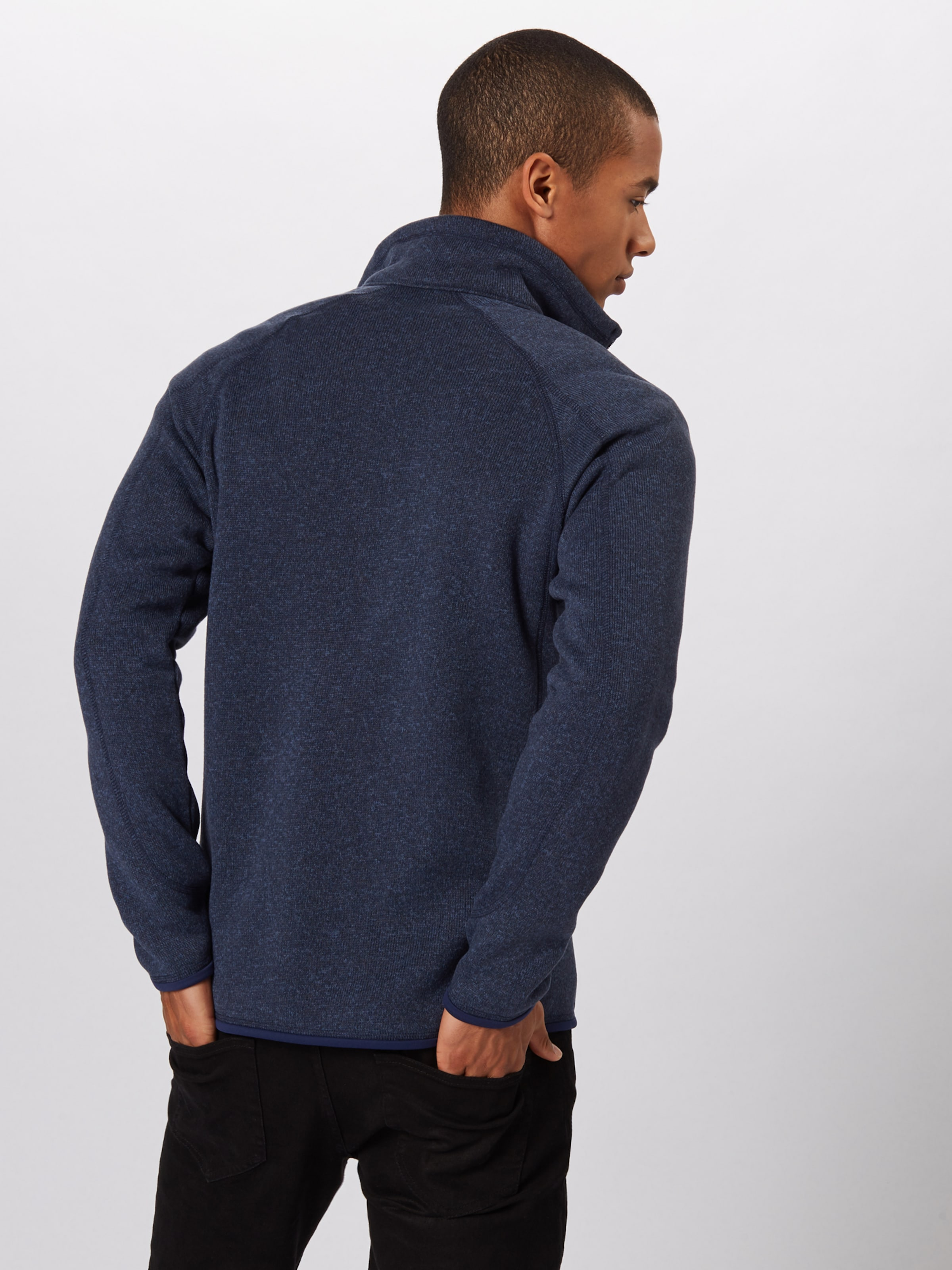 Better 'm's In Patagonia Navy Sweater' Sweatjacke Y7gyvbf6Im