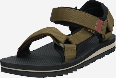 Sandalai iš TEVA , spalva - ruda, Prekių apžvalga
