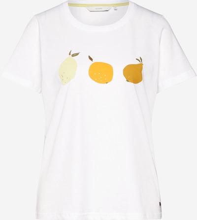NÜMPH Shirt 'NUBRYCE' in weiß, Produktansicht