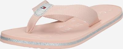TOMMY HILFIGER Zehentrenner in rosa, Produktansicht