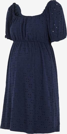 MAMALICIOUS Minikleid in dunkelblau, Produktansicht