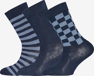 EWERS Socken in blau / kobaltblau / opal, Produktansicht