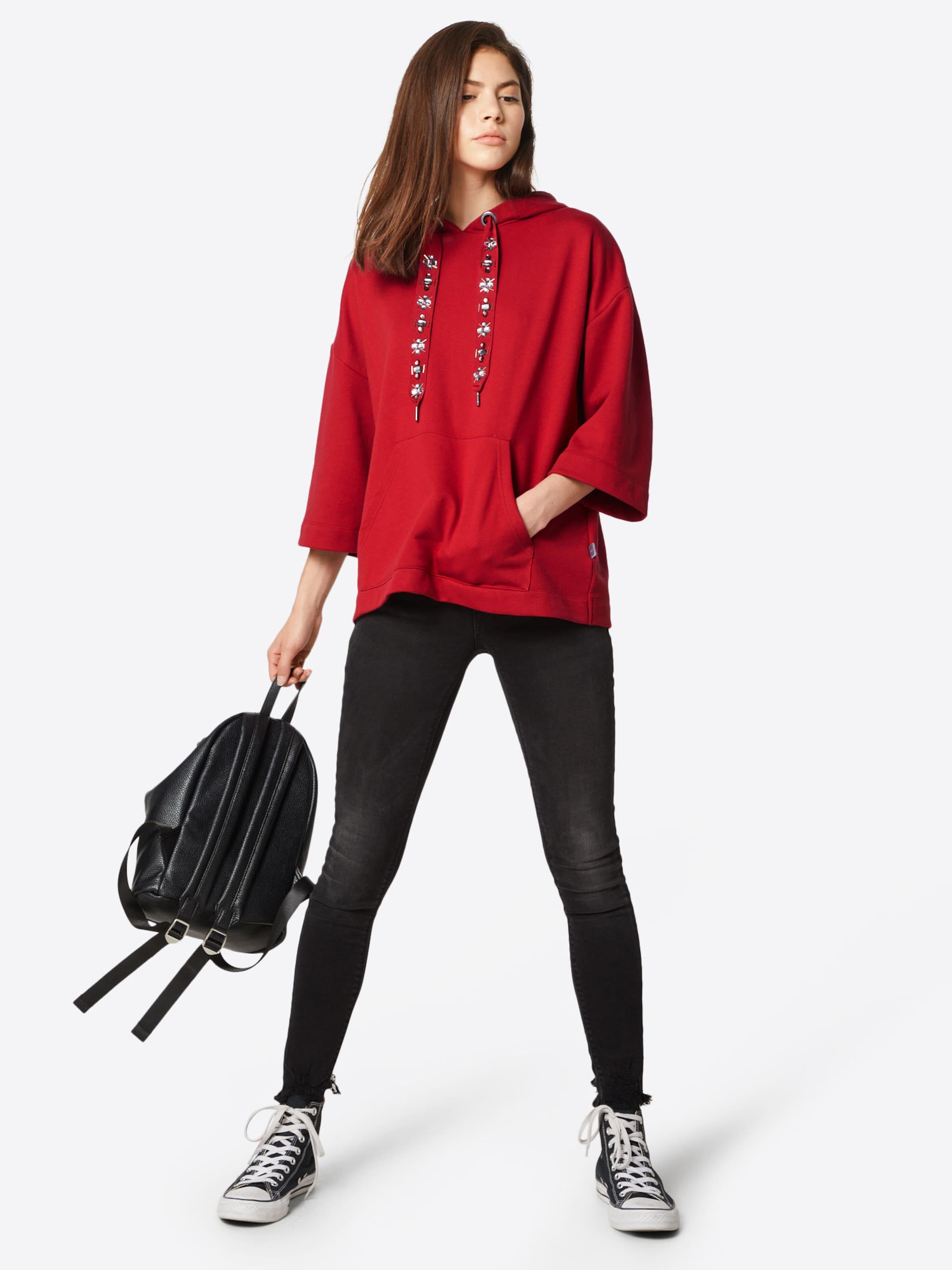 Rouge Lieblingsstück shirt 'catinka' En Sweat Rubis ONk8wPXn0