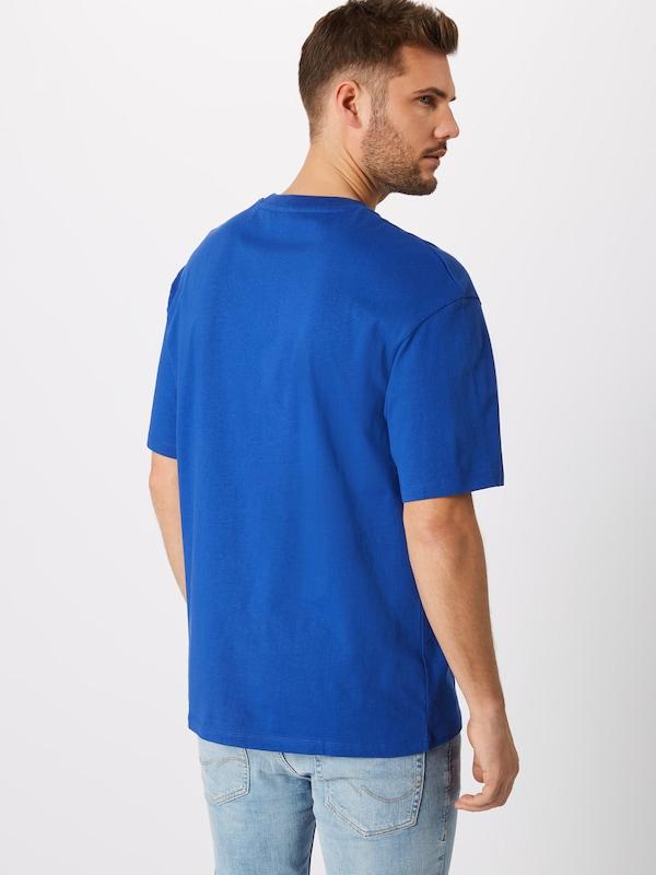 T Jackamp; shirt 'jorskyler' Bleu En Jones Roi Y67bfgy