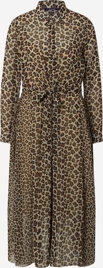 Palaidinės tipo suknelė iš LAUREL , spalva - smėlio / juoda, Prekių apžvalga