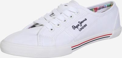 Pepe Jeans Madalad ketsid valge, Tootevaade