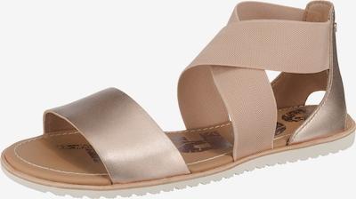 SOREL Sandale 'Ella' in hellbraun / puder, Produktansicht