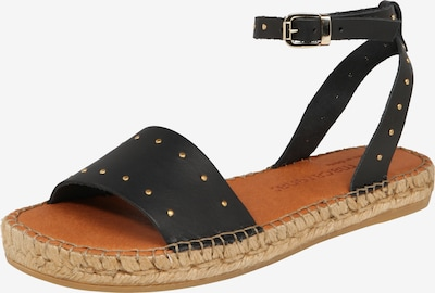 MACARENA Sandały z rzemykami 'Nika 16' w kolorze czarnym, Podgląd produktu