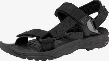 HI-TEC Sandaal, värv must