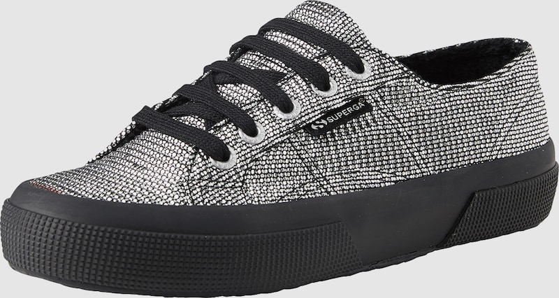 SUPERGA Sneaker 'Plisselamew'