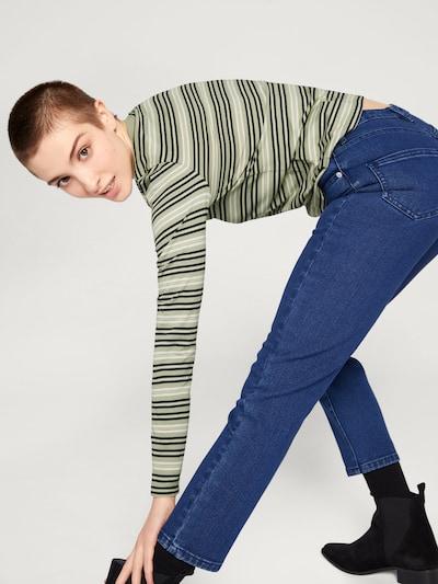 EDITED Jeans 'Tiara' in blue denim: Frontalansicht