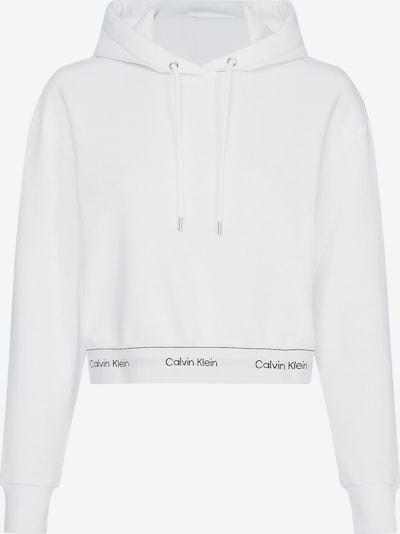 Calvin Klein Sweatshirt in weiß, Produktansicht