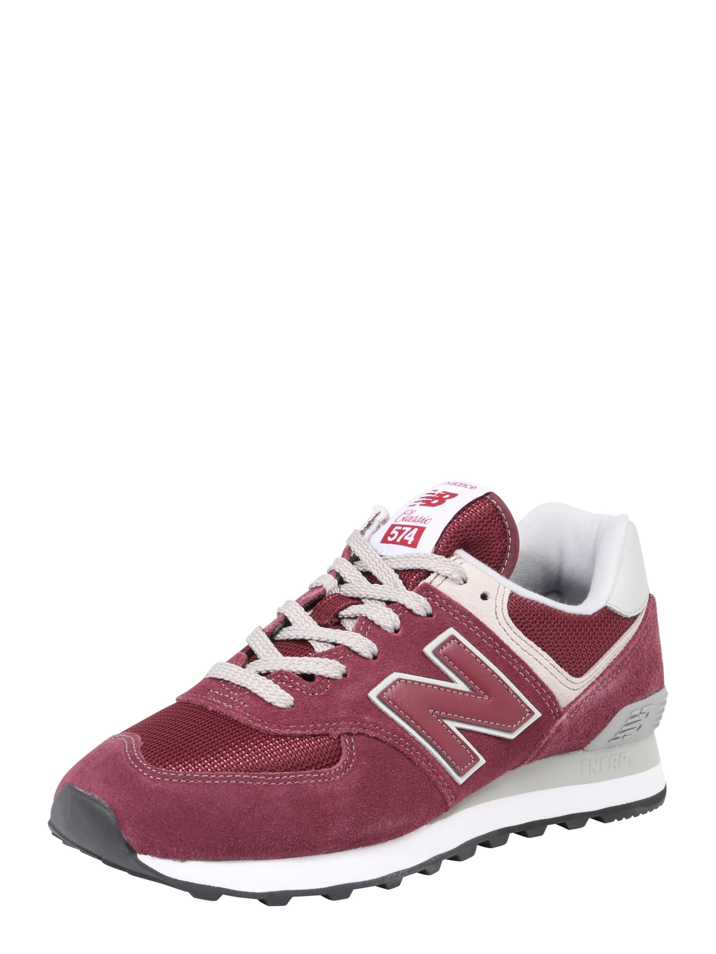 BurgunderPerlweiß New Balance Sneaker New In vmwON8n0