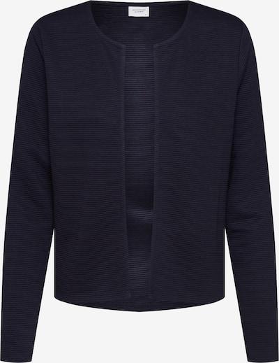 JACQUELINE de YONG Gebreid vest 'SAGA' in de kleur Zwart, Productweergave