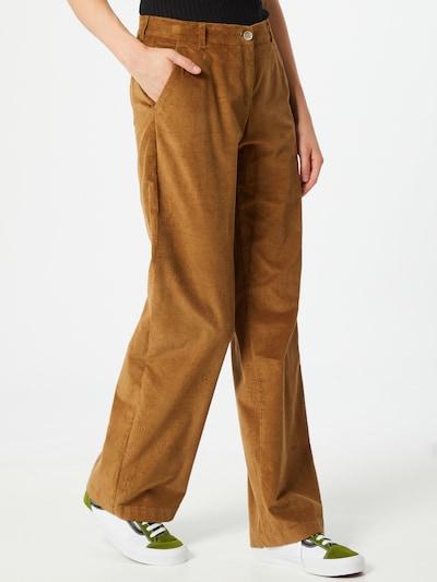 BRAX Pantalon en marron, Vue avec modèle