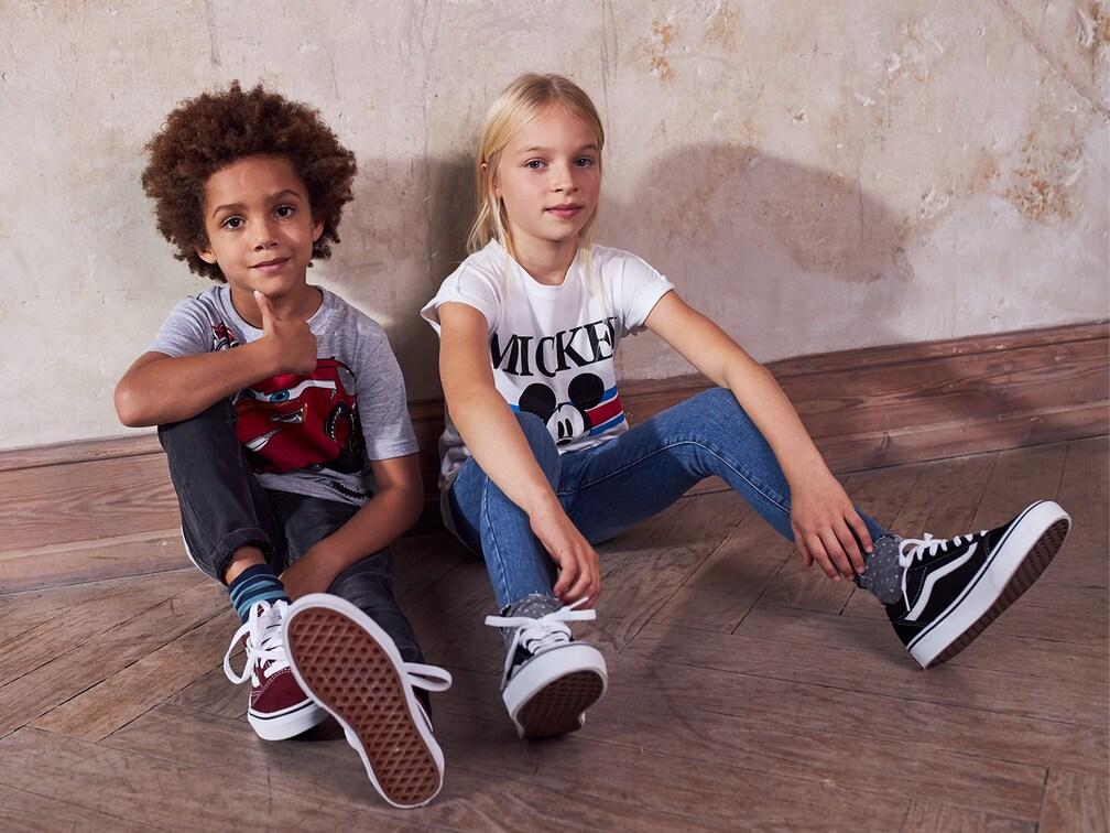 Mädchen Sneaker Kinder Deine Helden aus dem TV