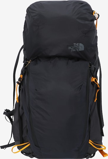 THE NORTH FACE Rucksack 'Banchee' in dunkelorange / schwarz, Produktansicht