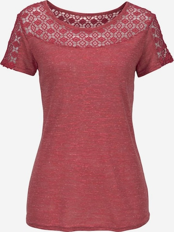 VIVANCE Shirt in Red