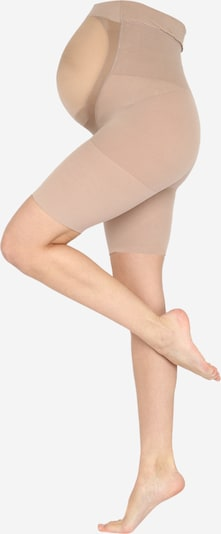SPANX Fijne panty 'MAMA SPANX POWER MAMA MATERNITY MID-TIGH SHAPER' in de kleur Beige, Productweergave