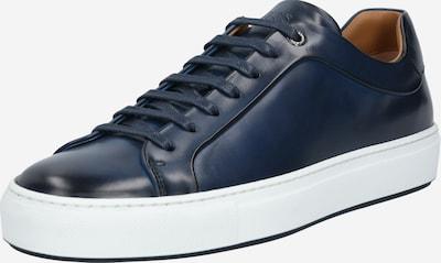 BOSS Sneaker 'Mirage' in dunkelblau: Frontalansicht