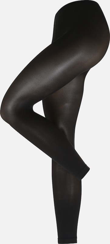 FALKE 'Pure Matt 50' Leggings in schwarz, Produktansicht