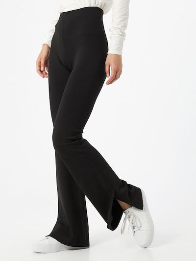 ONLY Spodnie 'PAIGE' w kolorze czarnym: Widok z przodu