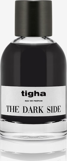tigha Eau de Parfum  'the dark side' in schwarz / weiß, Produktansicht