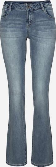 ARIZONA Bootcut-Jeans in blau, Produktansicht