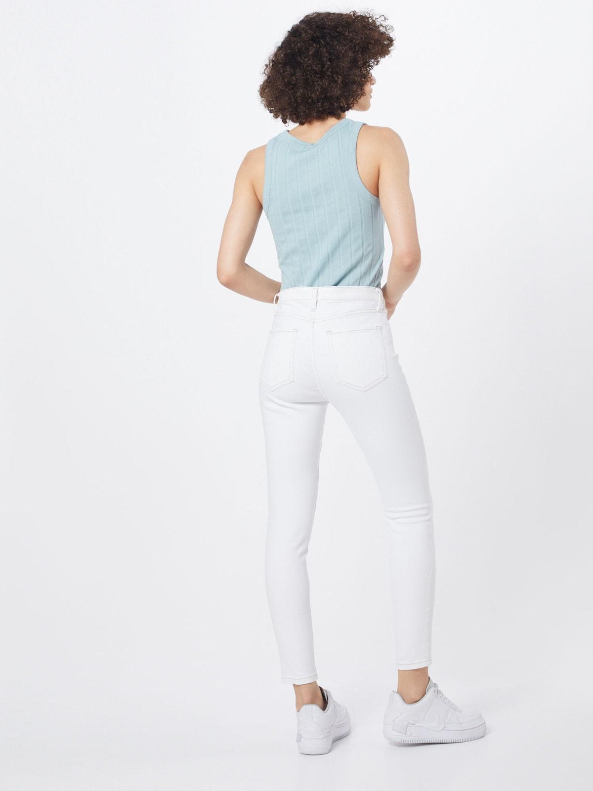 Beliebt Frauen Bekleidung Banana Republic Jeans in white denim Zum Verkauf