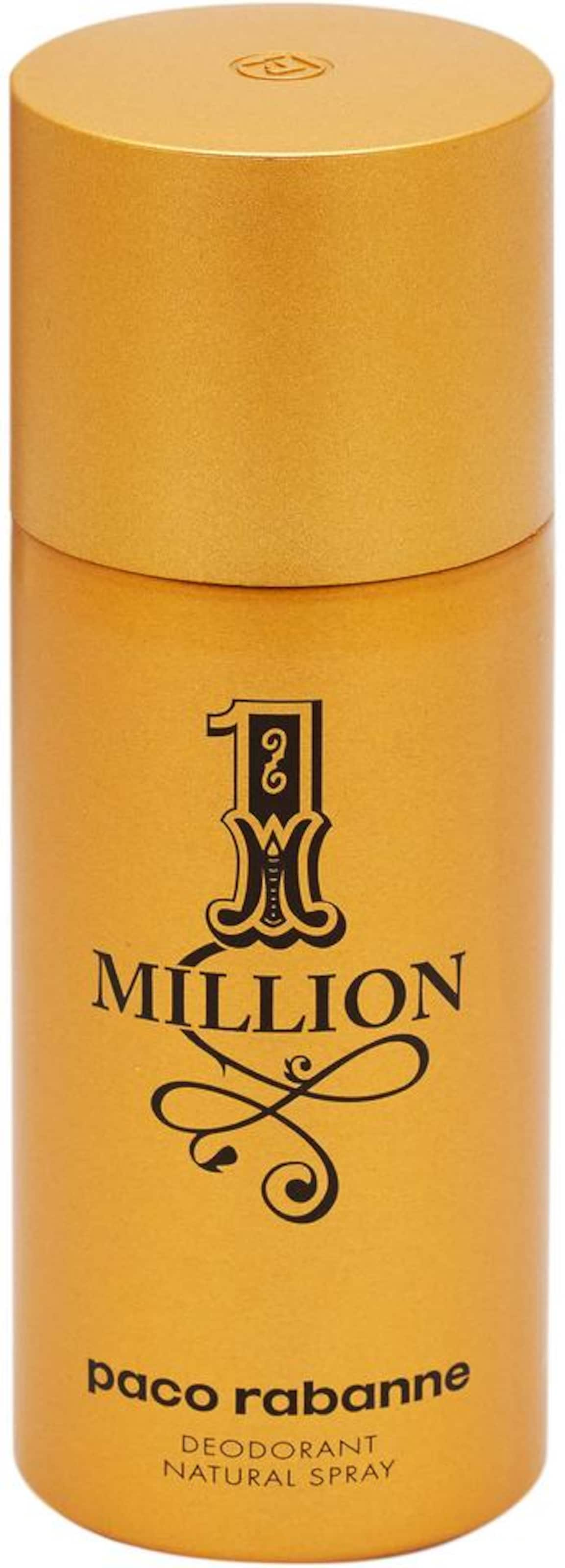'one Million' GoldSchwarz Paco set In Rabanne Duft mNyv8wOn0