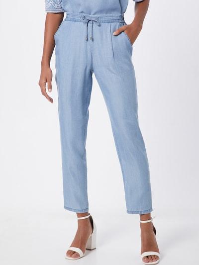 Pantaloni 'Ida' ABOUT YOU pe denim albastru, Vizualizare model