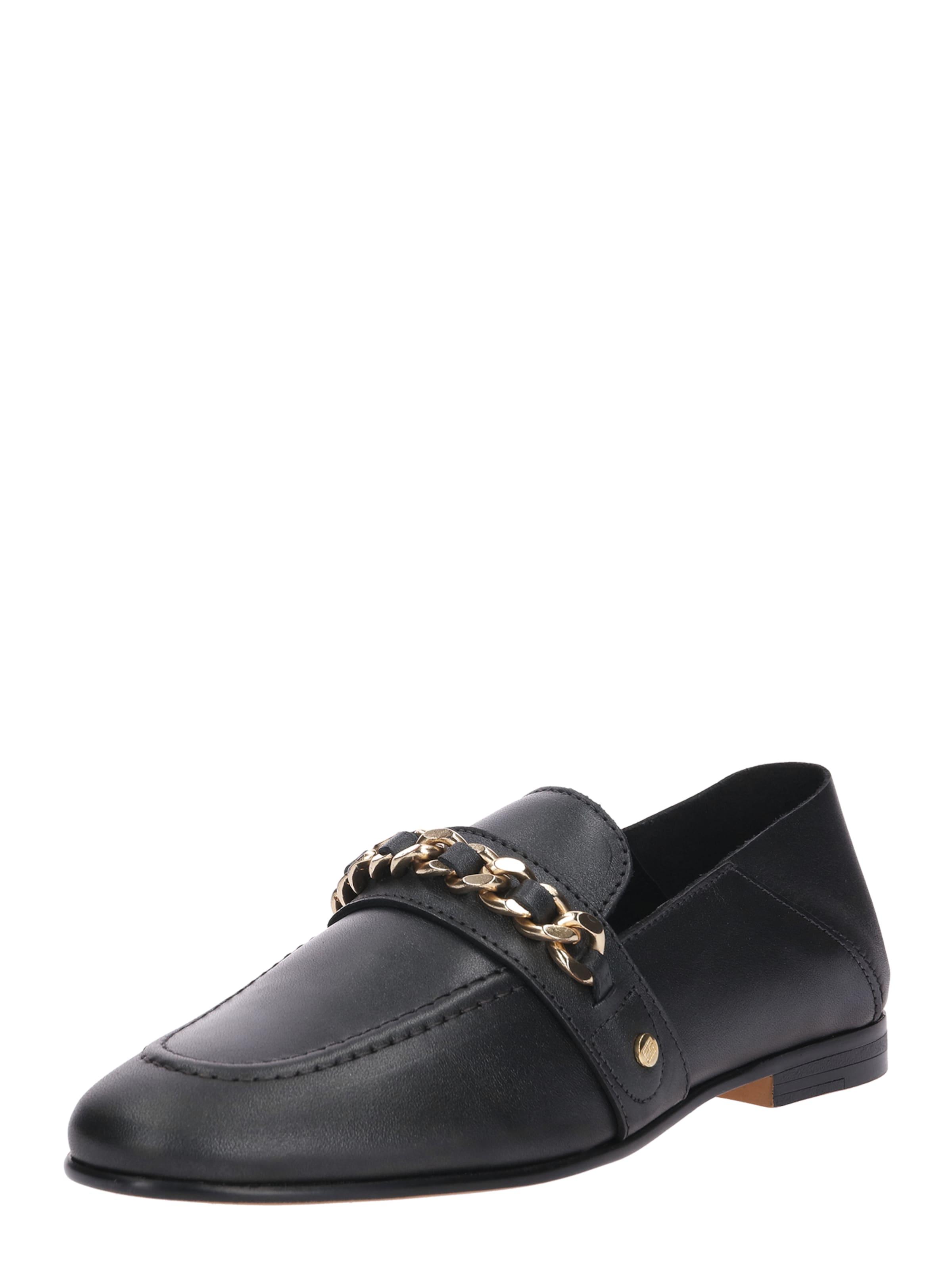 TOMMY HILFIGER Slipper Verschleißfeste billige Schuhe