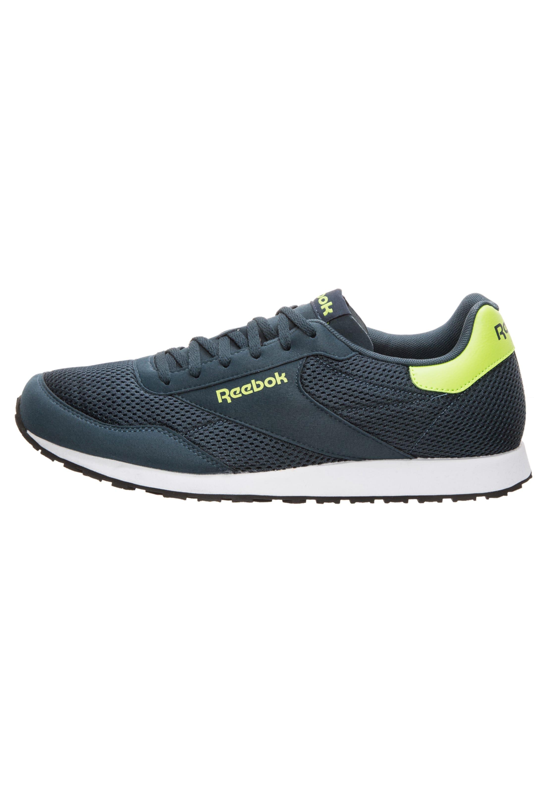 Reebok Classic Dimension' 'royal NachtblauNeongelb Sneaker In 08nkPZOXNw