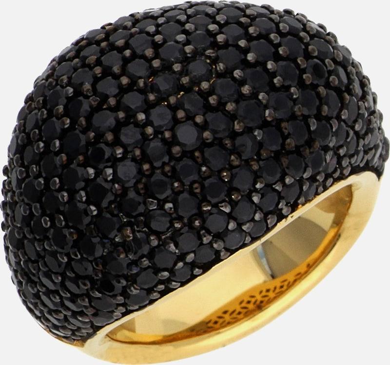 ESPRIT Fingerring Glamour in stylischer Ausführung 'ESRG02034D'