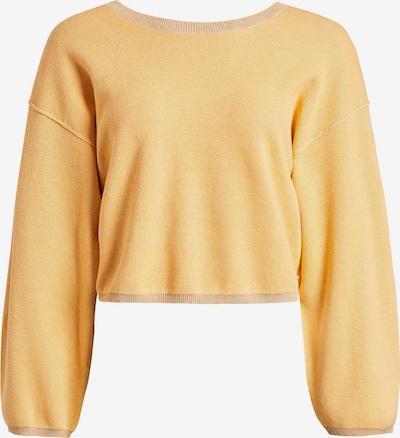 khujo Pullover ' KAITLIN ' in gelb / goldgelb, Produktansicht