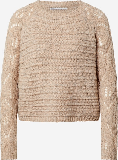 ONLY Pullover in beige: Frontalansicht