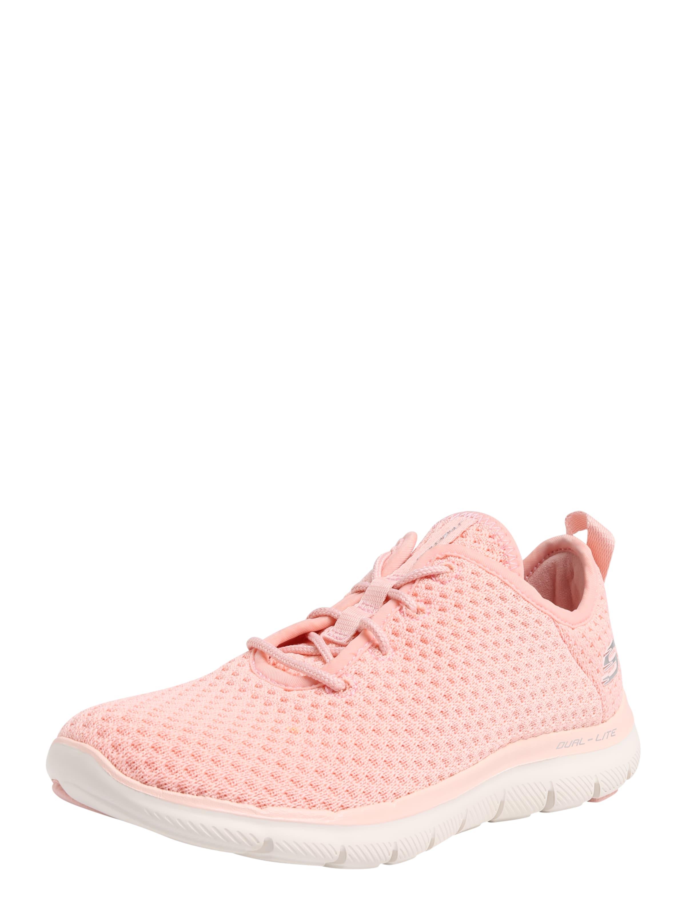 Skechers Sneaker Low 'Flex Appeal 2.0 - Bold Move' Rosa Empfehlen Günstig Online Modestil Amazon Footaction SMM0Ow8P