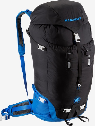 MAMMUT Kletterrucksack 'TRION LIGHT 38L' in blau, Produktansicht