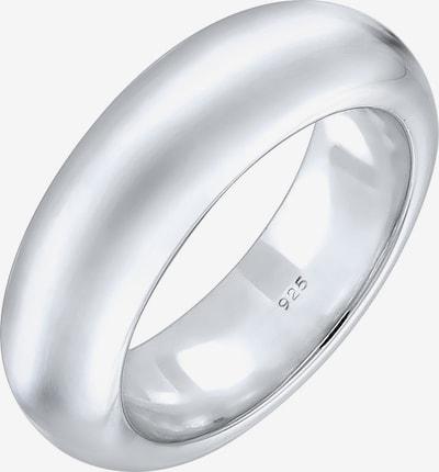 ELLI PREMIUM Bandring in silber, Produktansicht